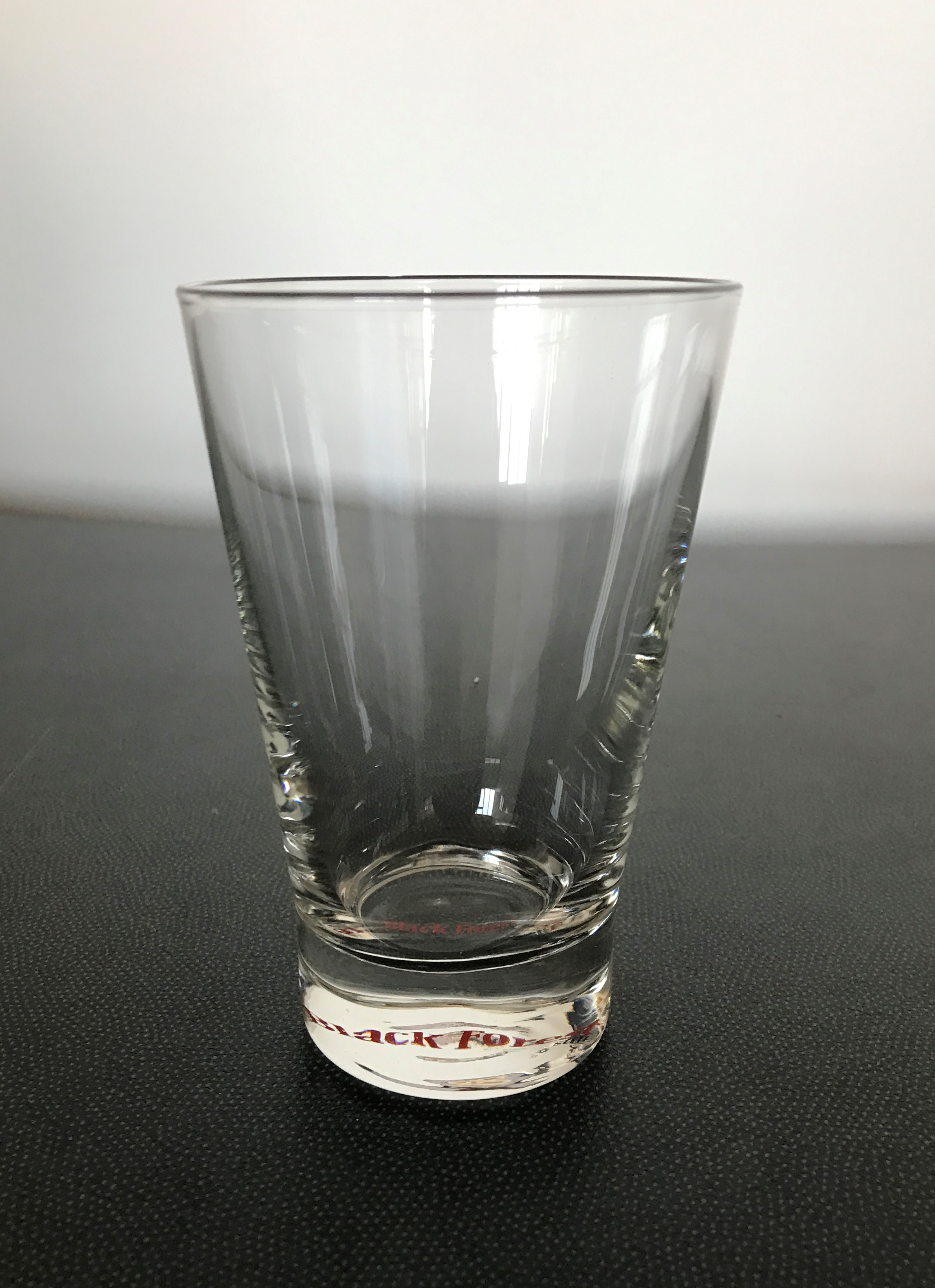 Wasserglas Black Forest/Peterstaler 0,2l